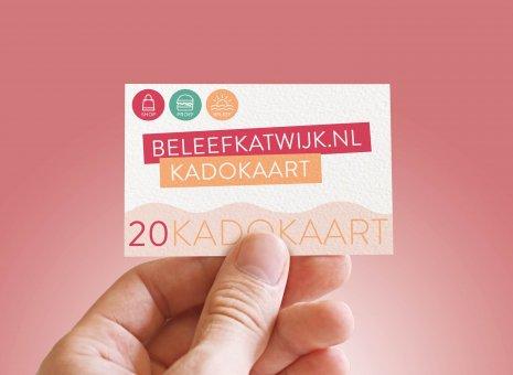 Kadokaart 2x€10