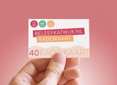 Kadokaart 4x€10